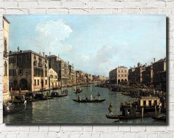 Venice painting.