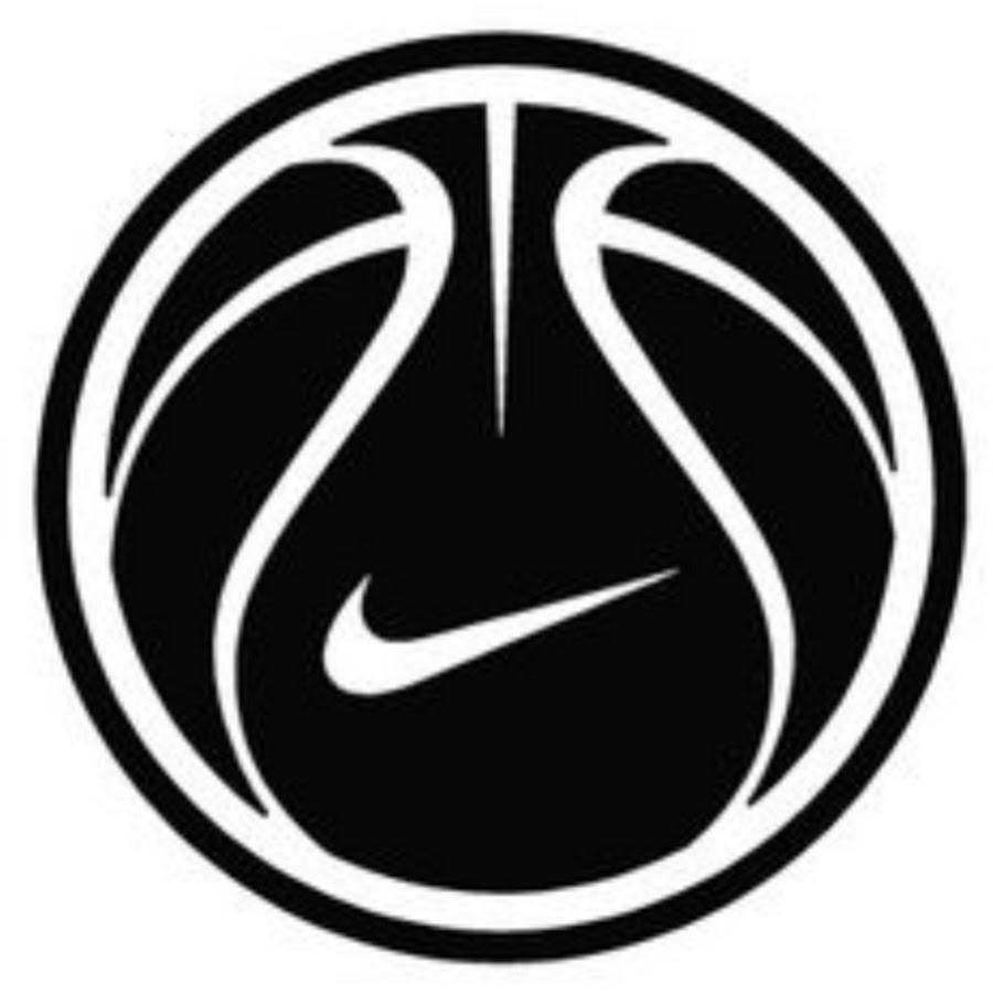 Nike basketball clipart.