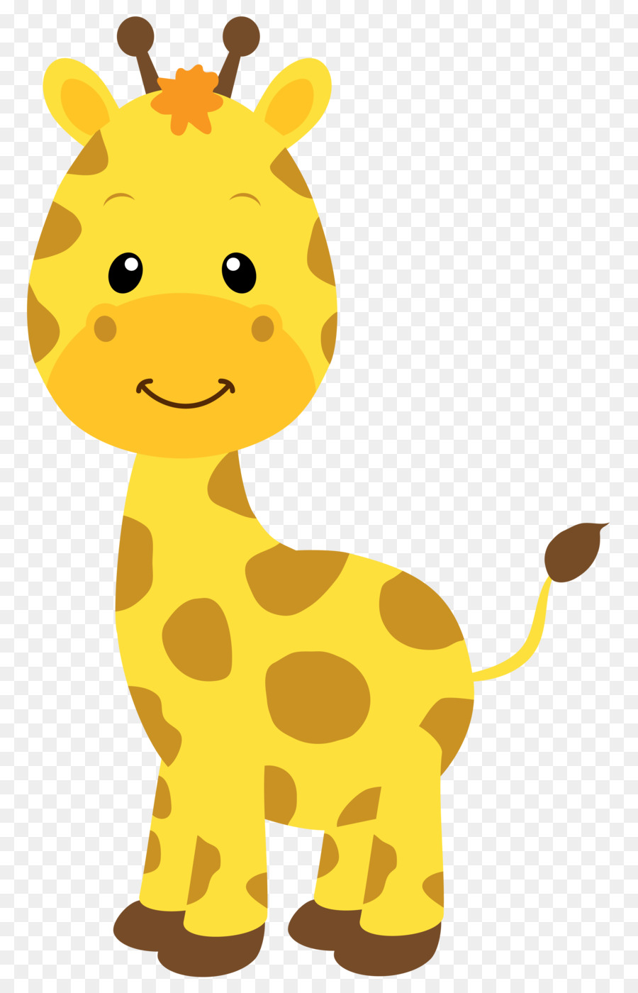 Giraffe clipart jirafa, Giraffe jirafa Transparent FREE for.