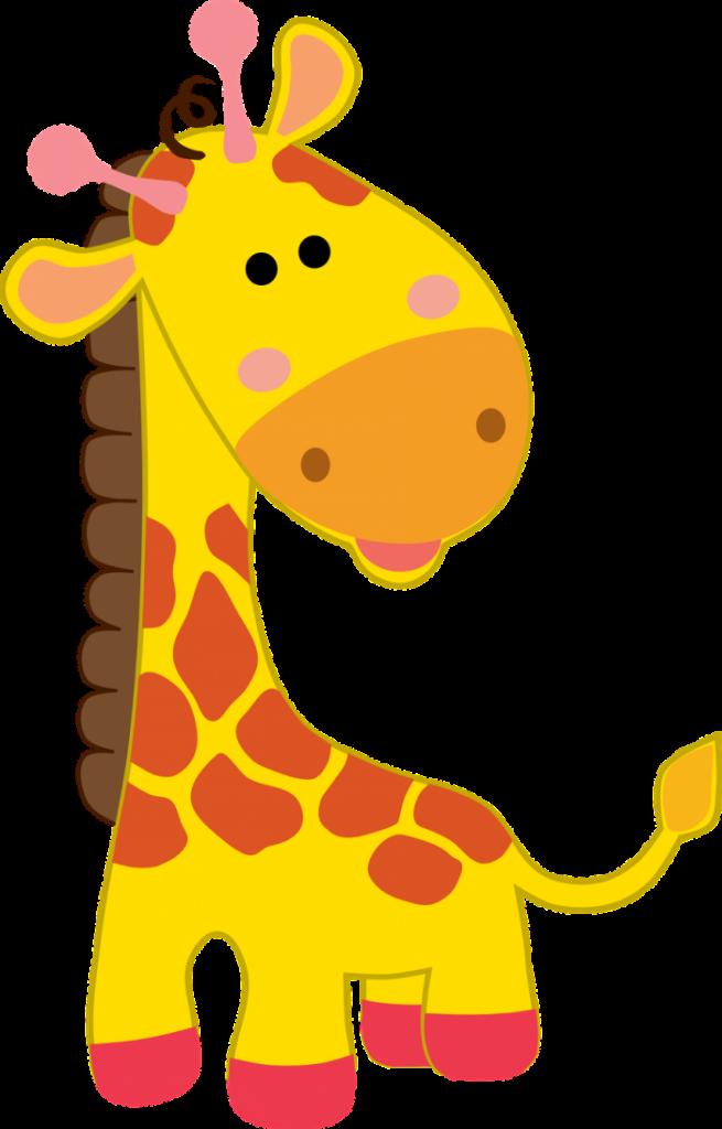 Girafa Safari Png Vector, Clipart, PSD.