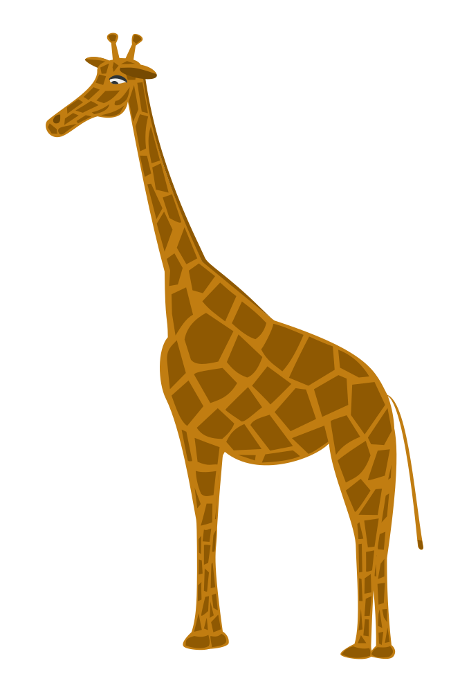 Giraffa.