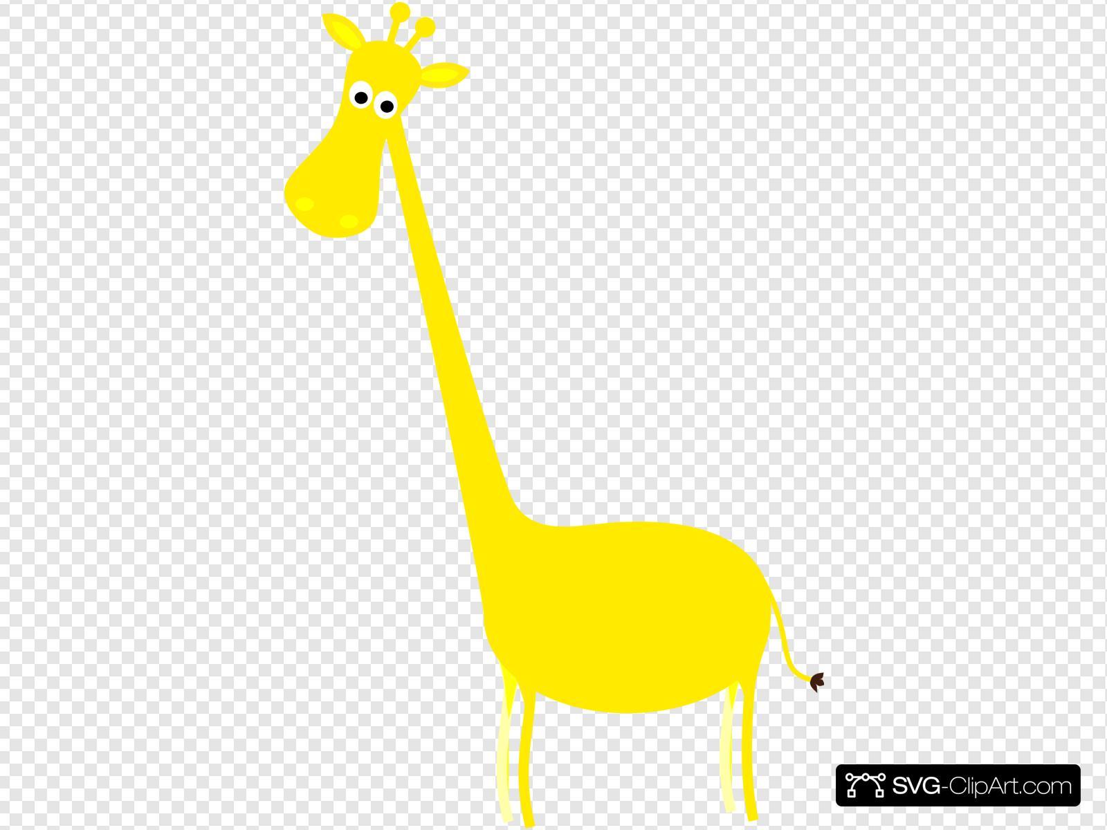 Giraffa Clip art, Icon and SVG.
