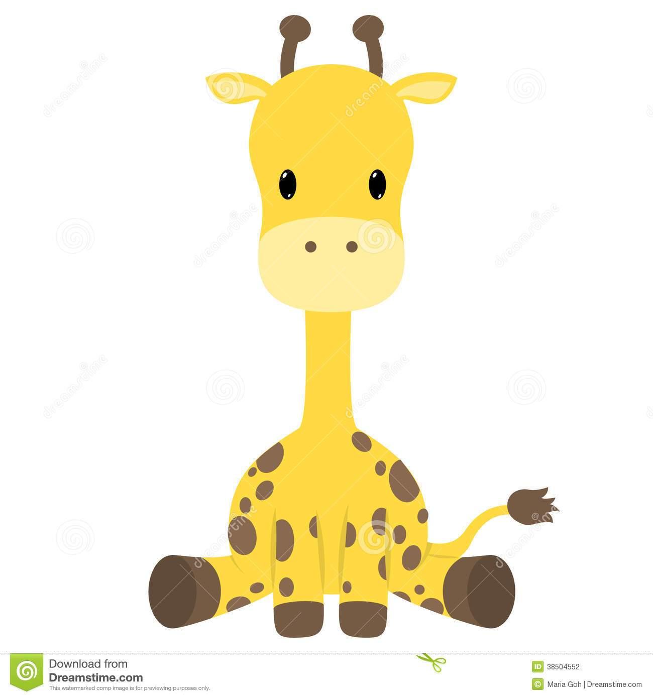 Giraffe baby clipart » Clipart Portal.
