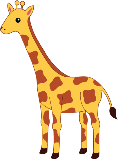 Best Giraffe Clipart #4655.