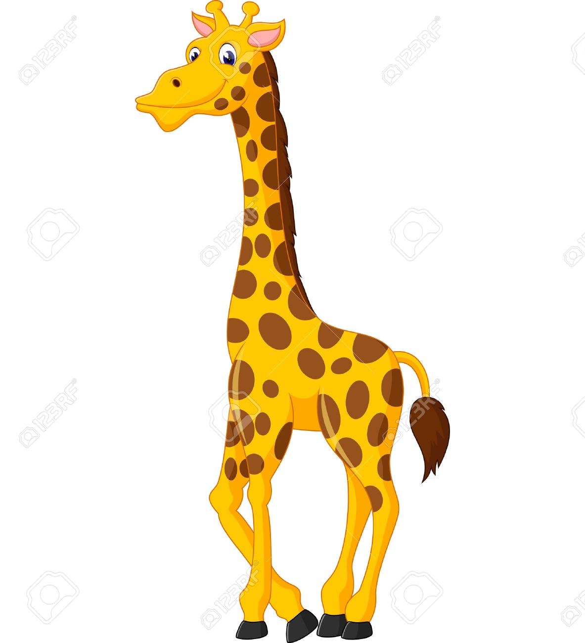 29,585 Giraffe Stock Vector Illustration And Royalty Free Giraffe.