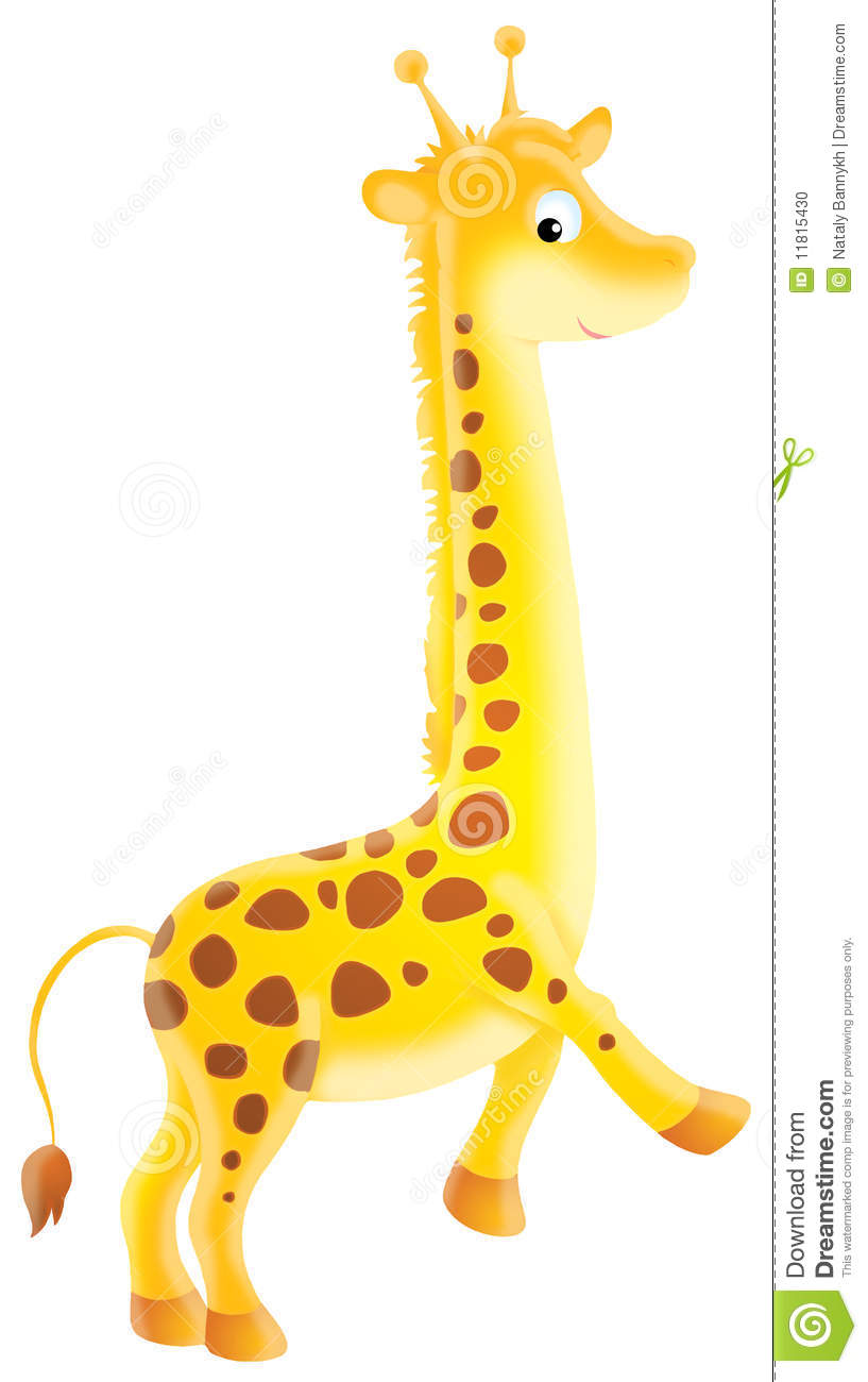 Giraffe Stock Photo.