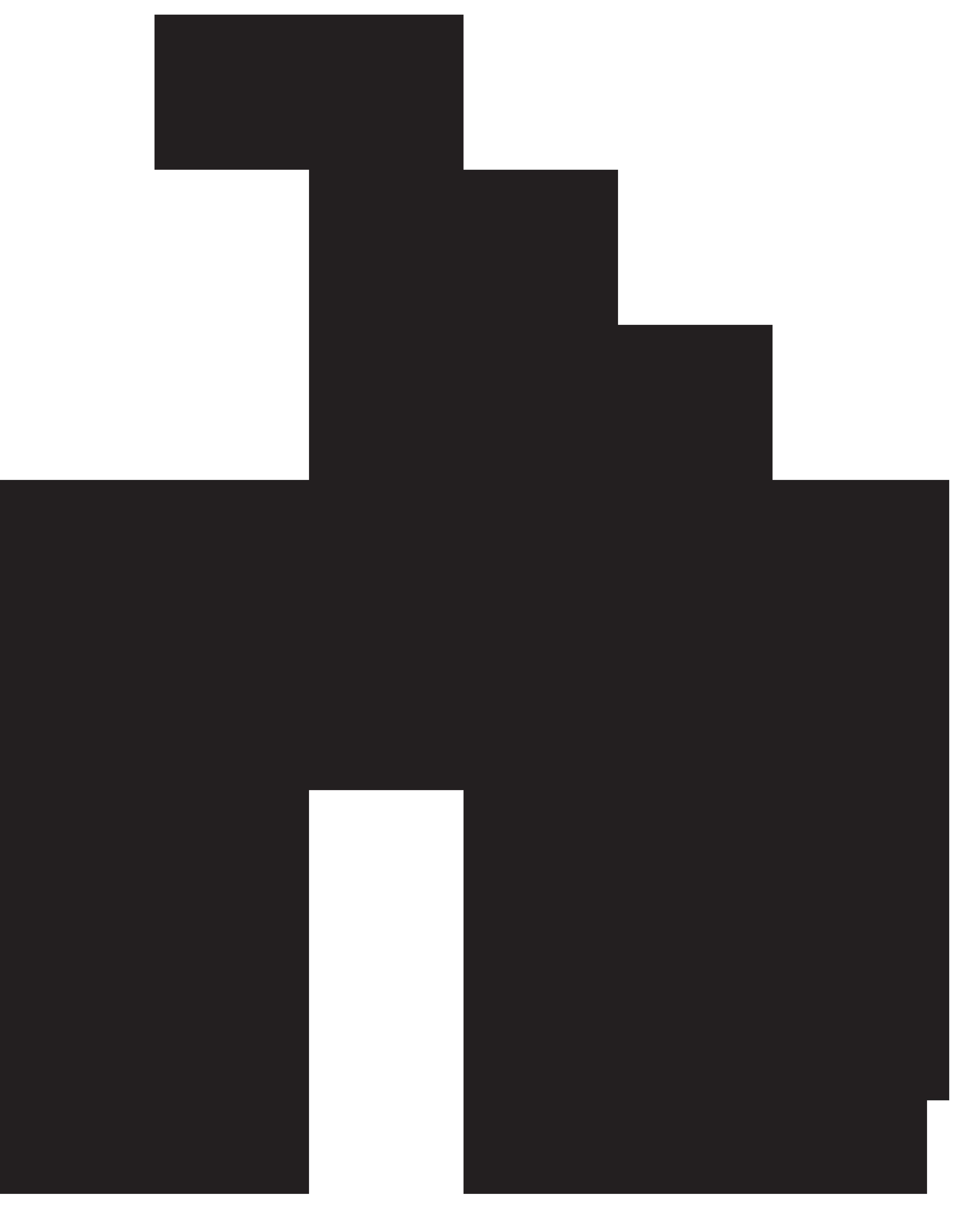 Giraffe Silhouette Animal Mammal Horse.