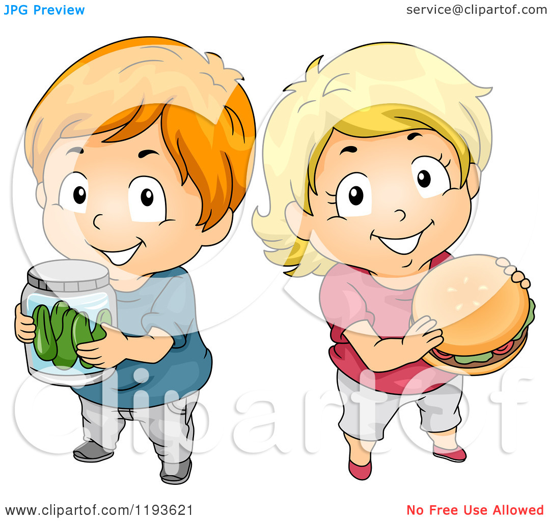 Boy And Girl Best Friend Clipart.