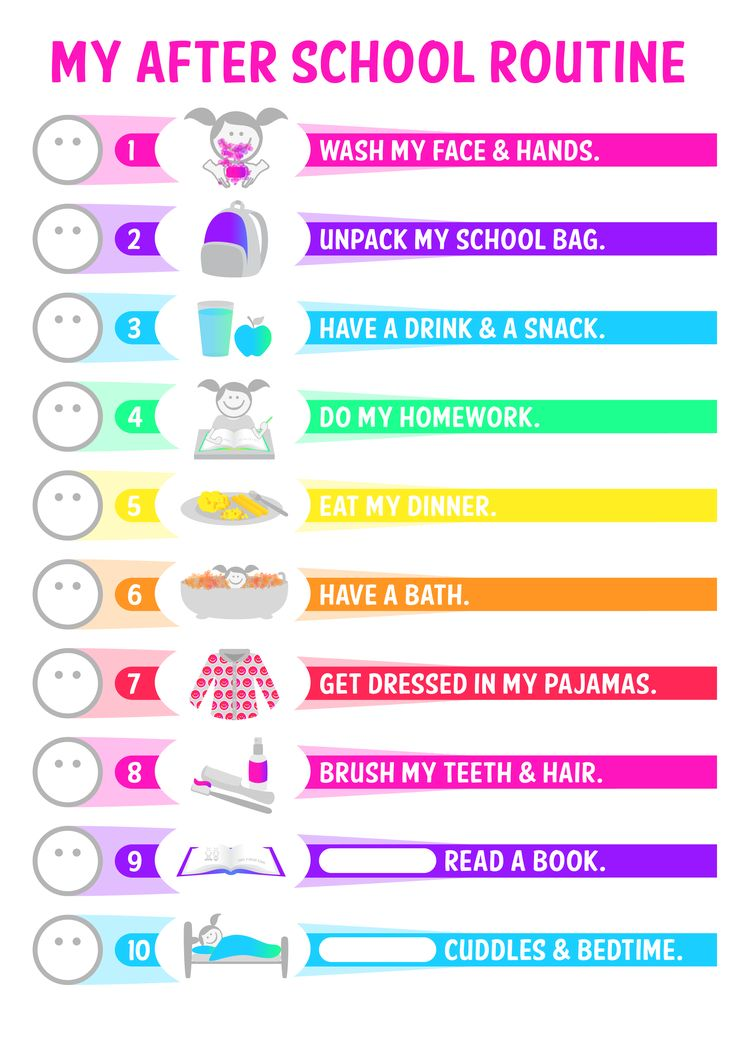 25+ best ideas about After School Routine on Pinterest.