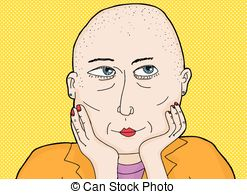 Shaved head Illustrations and Clipart. 1,011 Shaved head royalty.