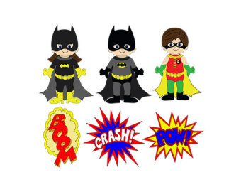 Batman And Robin Clipart & Batman And Robin Clip Art Images.