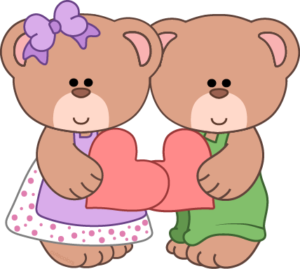 Girl Teddy Bear Clip Art.