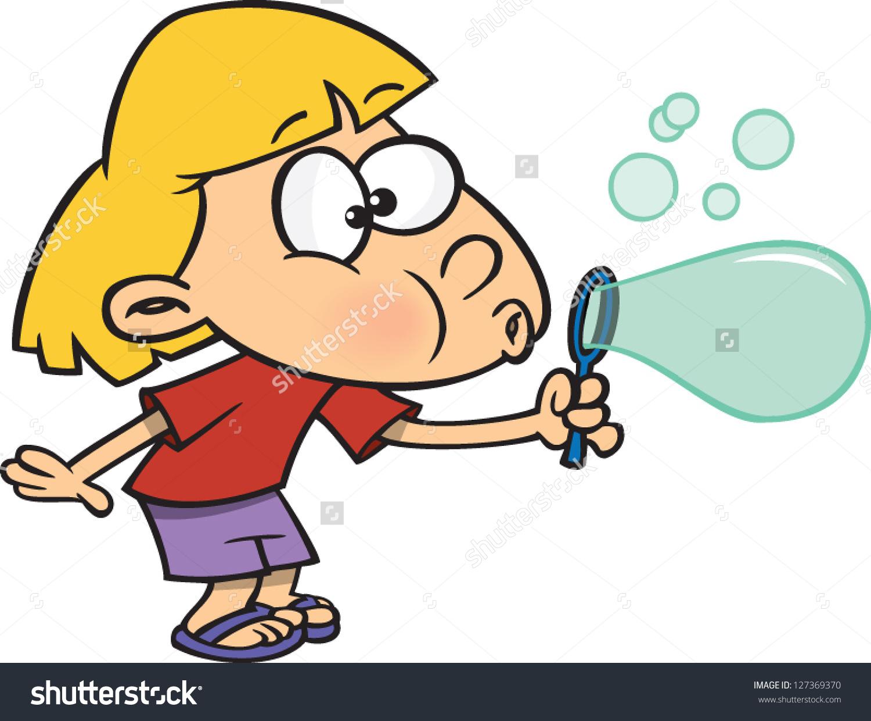 Showing post & media for Cartoon boy blowing bubble clip art.