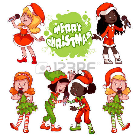 6,138 Christmas Dress Cliparts, Stock Vector And Royalty Free.