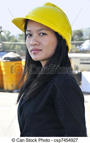 girl civil engineer clipart #14