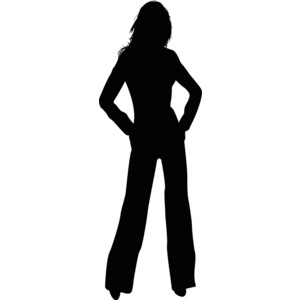 Free Silhouette Girl Cliparts, Download Free Clip Art, Free.