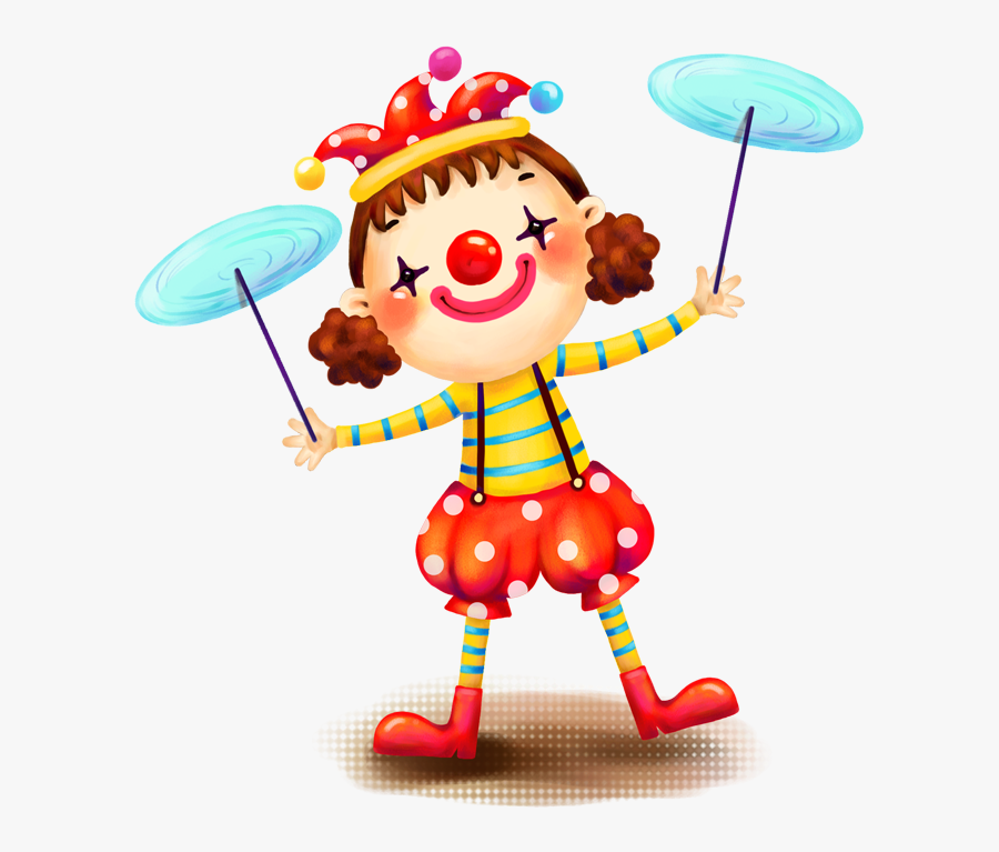 Circus Clown Drawing Little.