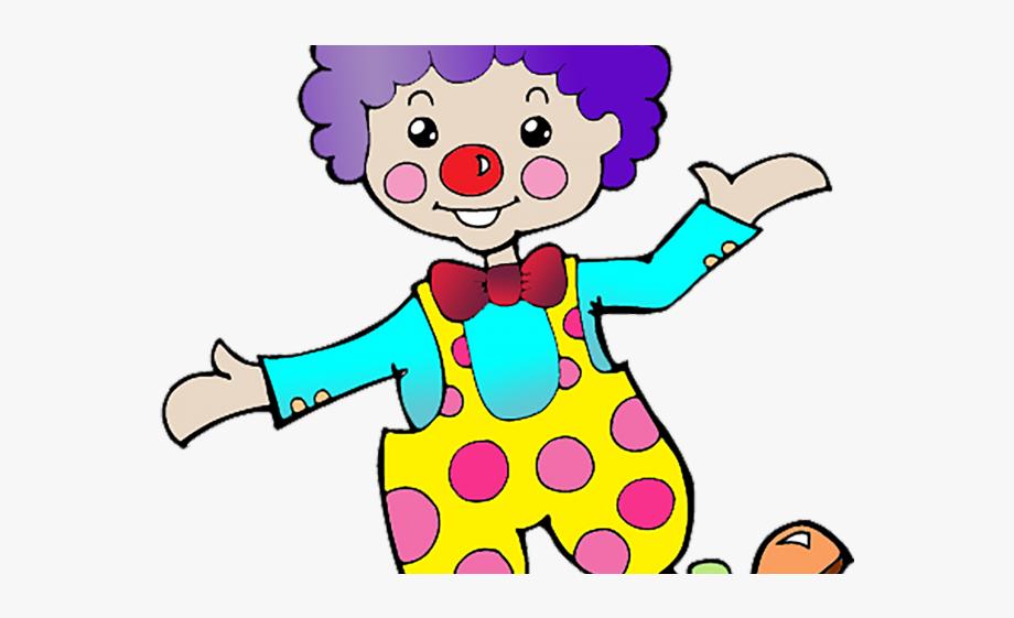 Clown Clipart Girl Clown.