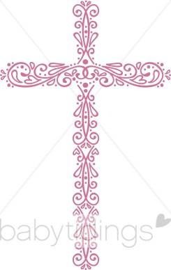 Girl Cross Clipart.