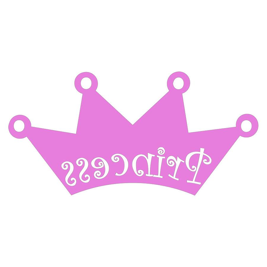 Best HD Clip Art Free Clipart Pink Baby Girl Princess Crown File.