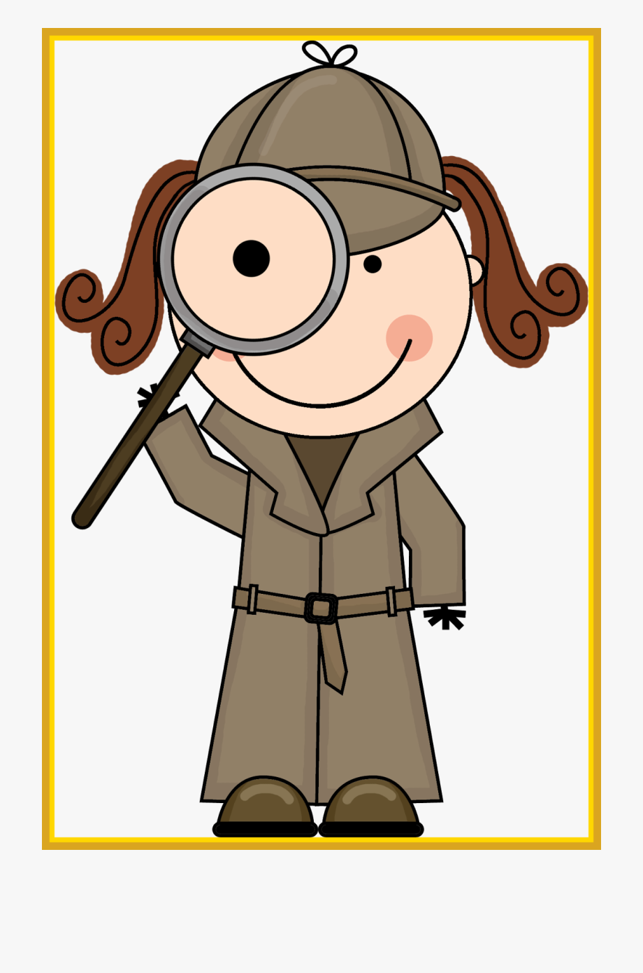 Stunning Dog Detective Clipart Hanslodge Picture Of.