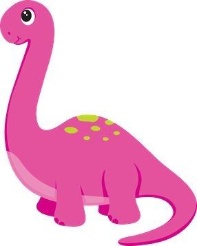 Free Pink Dinosaur Cliparts, Download Free Clip Art, Free.