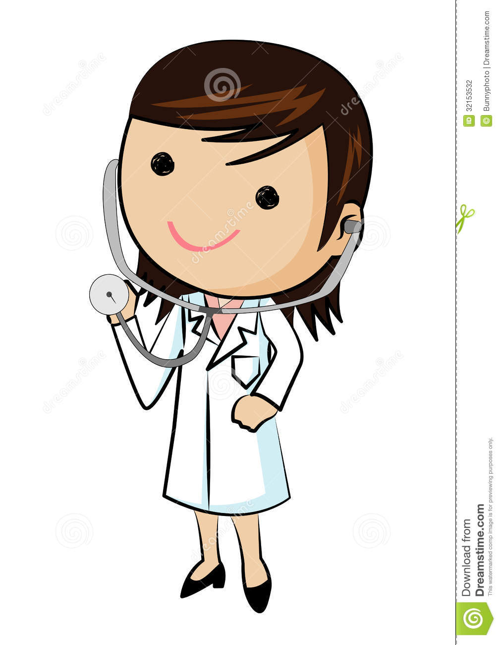 Doctor clipart girl 2 » Clipart Station.