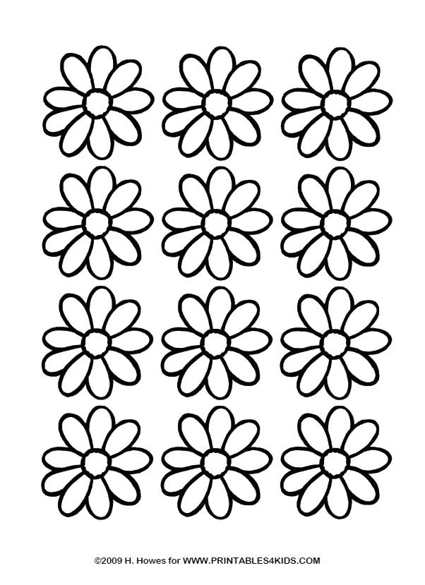 46 best images about Daisy Girl Scouts Clip Art, Coloring.