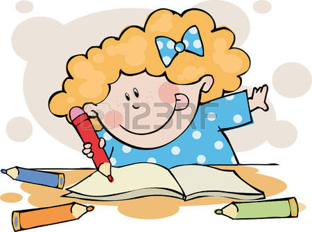 174 Doing Homework Cliparts, Stock Vector And Royalty Free Doing.