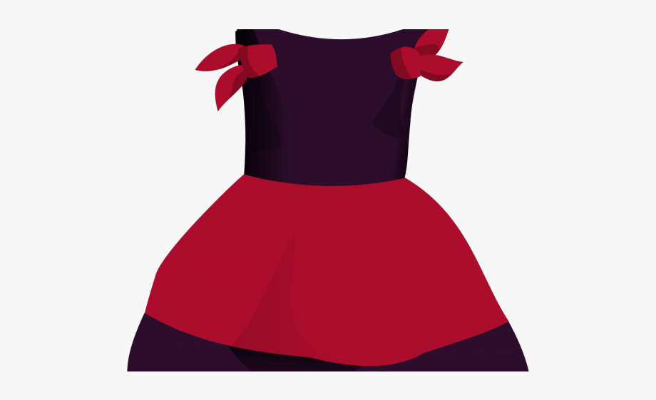 Gown Clipart Girl Dress.