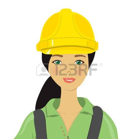 4,158 Woman Engineer Stock Vector Illustration And Royalty Free.