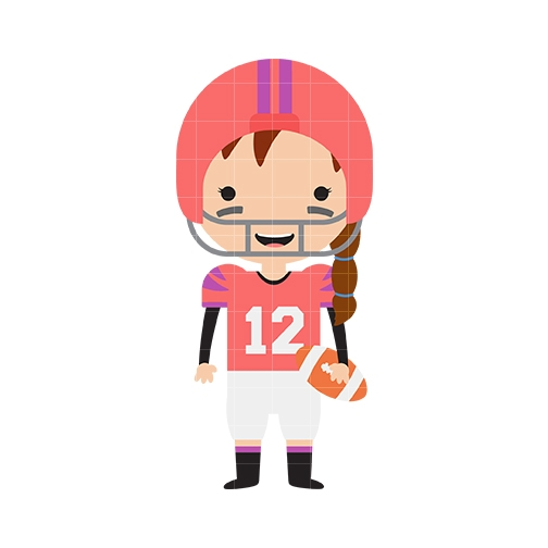 Free Football Woman Cliparts, Download Free Clip Art, Free.