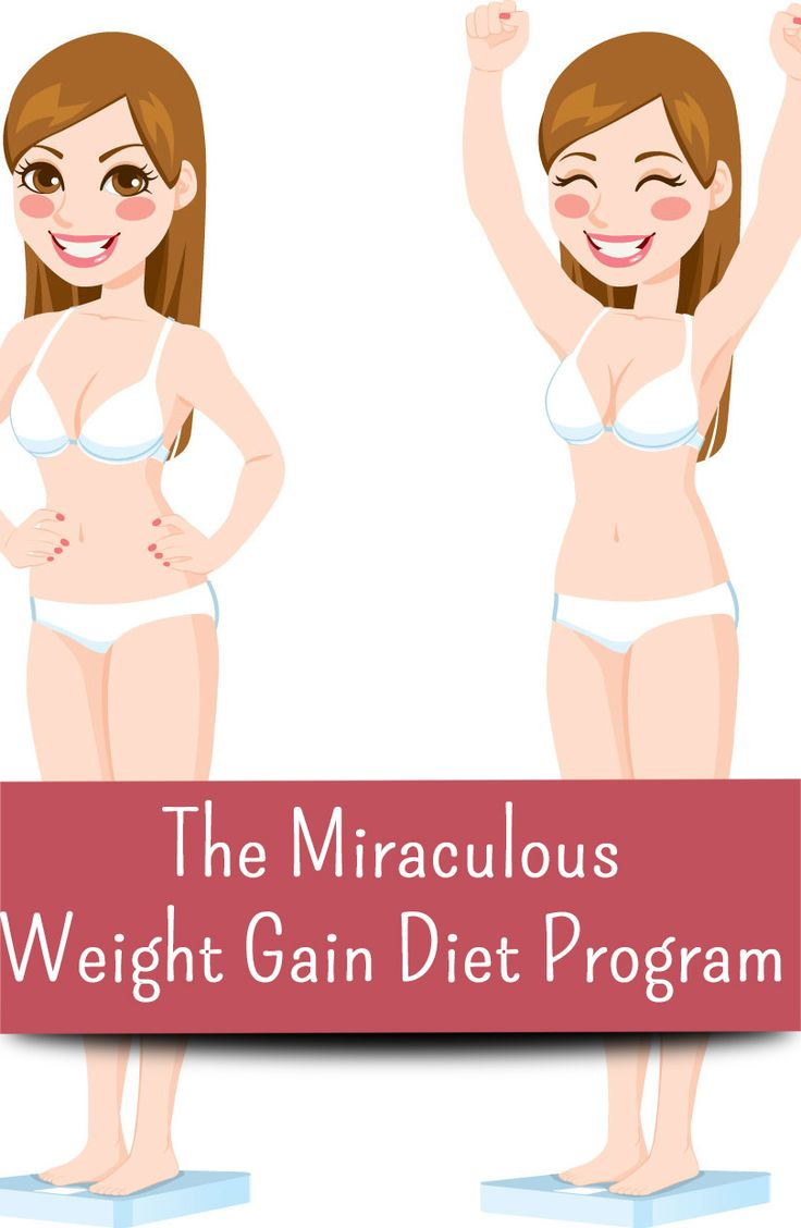 11 Simple Diet Tips And A Diet Chart To Gain Weight.