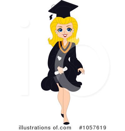 Graduation Clipart #1057619.