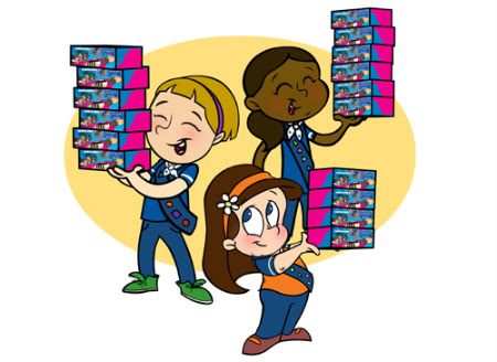 Brownies clipart girl guides, Picture #129243 brownies.