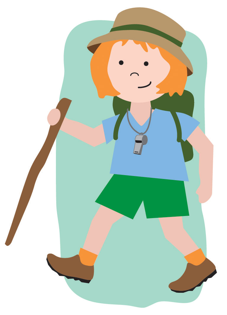 Hiking clipart woman hiker, Hiking woman hiker Transparent.