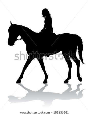 Horse Walking Stock Images, Royalty.
