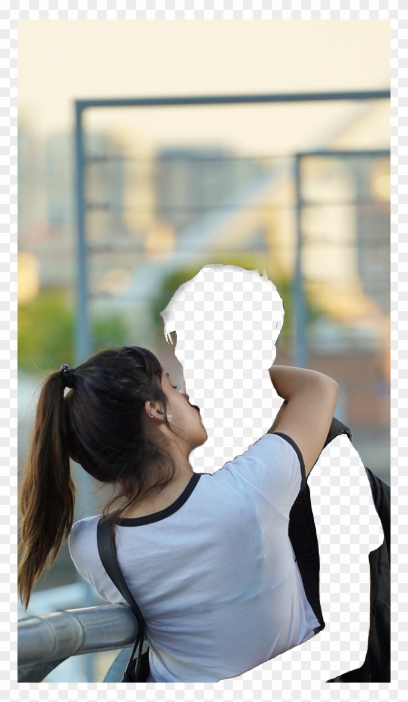 Couple Kiss Sticker By Unknown Report Abuse.