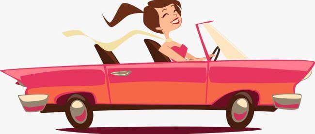 Car Girl PNG, Clipart, Car, Car Clipart, Car Clipart.