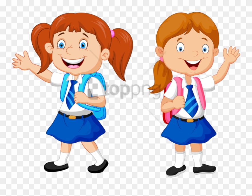 Free Png Download School Kids Clip Art Png Png Images.