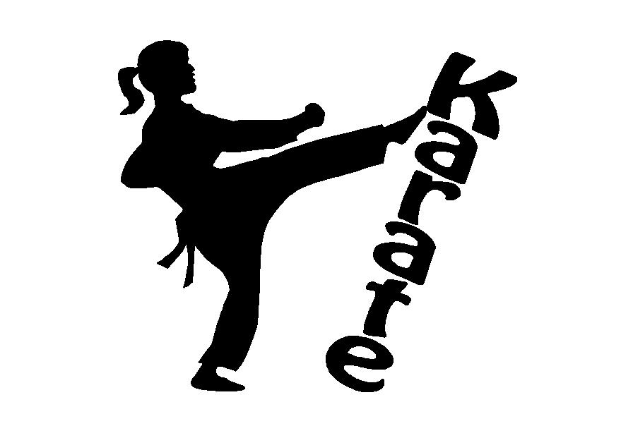 Free Karate Silhouette Cliparts, Download Free Clip Art, Free Clip.