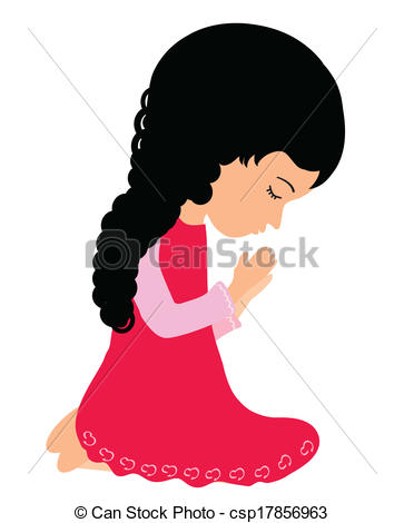 Child kneeling Illustrations and Clipart. 495 Child kneeling royalty.