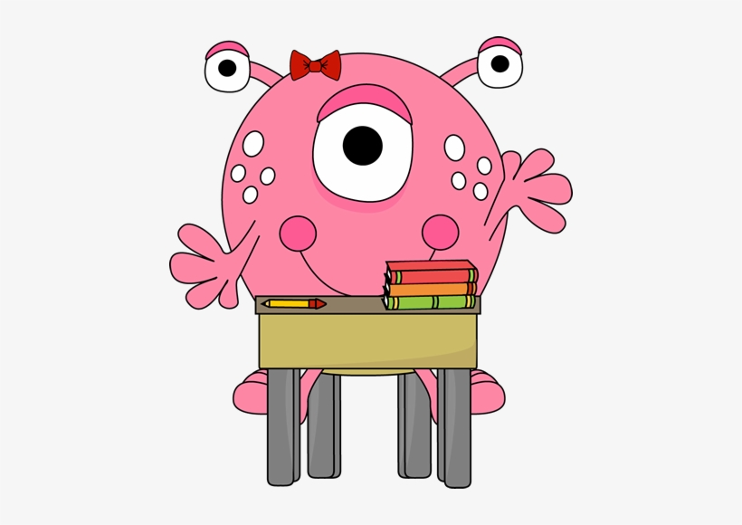 Girl Monster Clipart Cliparthut Free Clipart T9jpoz.