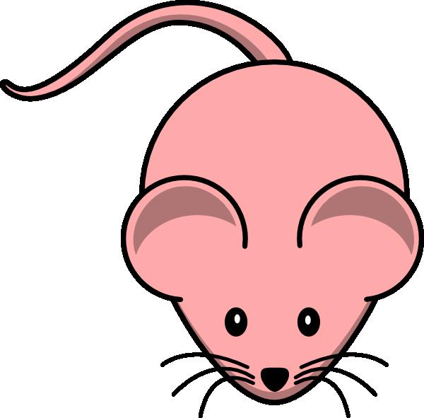 Female Mouse Clip Art at Clker.com.