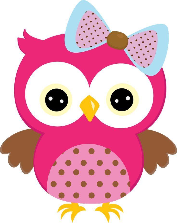 baby girl owl clipart #1.