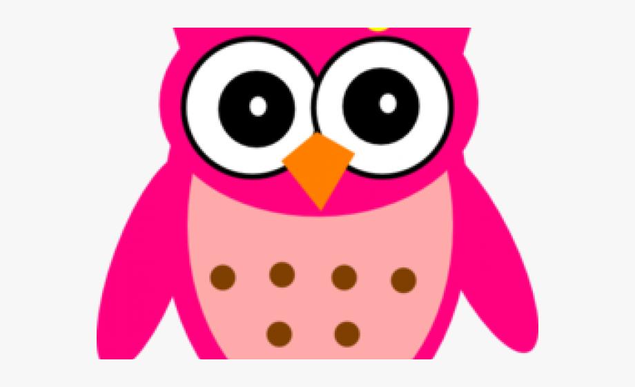 Owl Clipart Baby Girl.