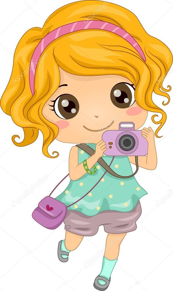 Caucasian Photographer — Stock Photo © lenmdp #12583903.