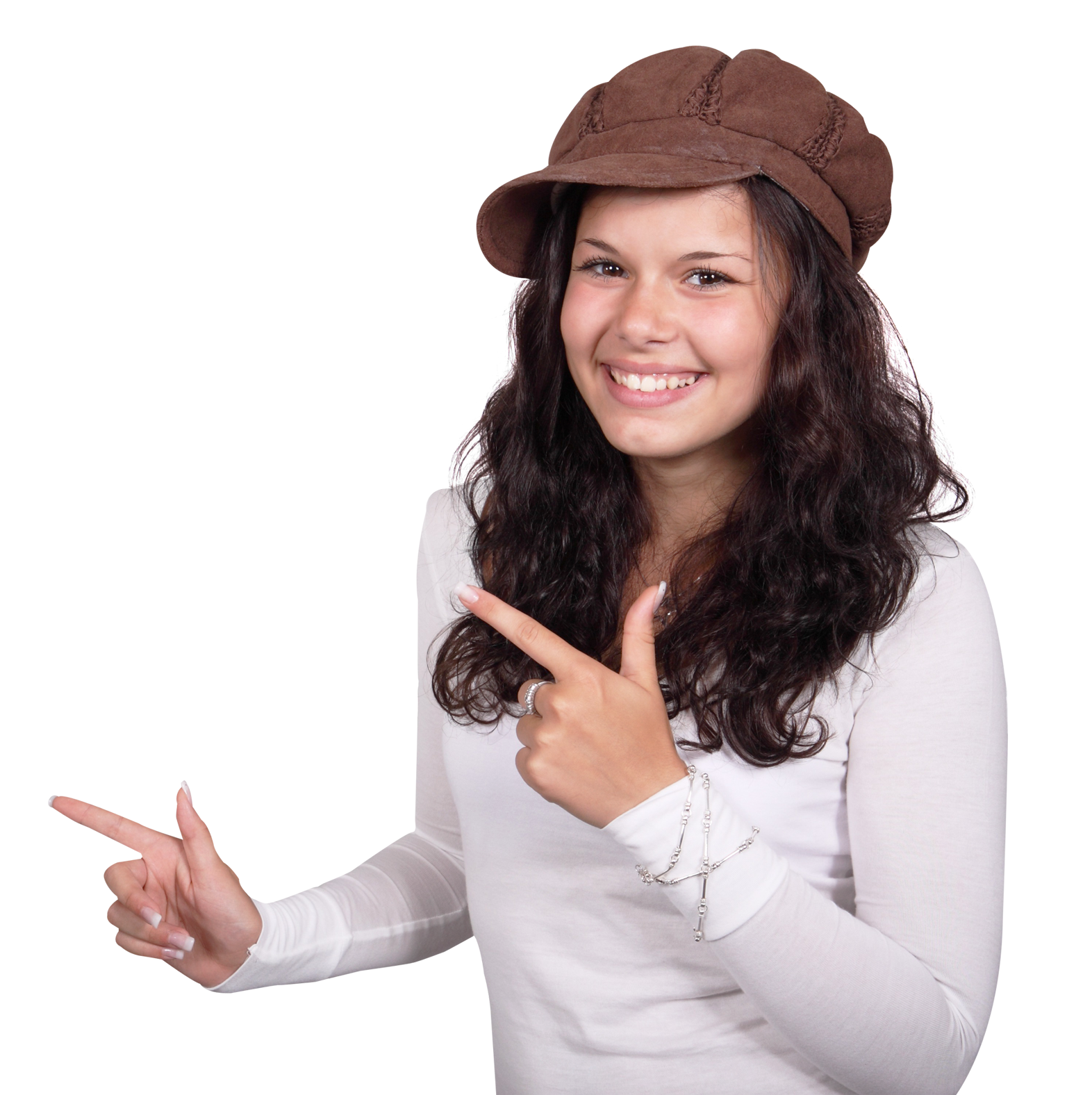 Download Young Girl PNG Picture.