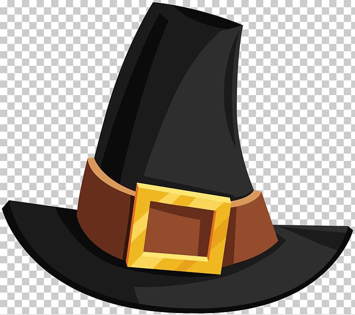 Pilgrim\'s hat , hats PNG clipart.