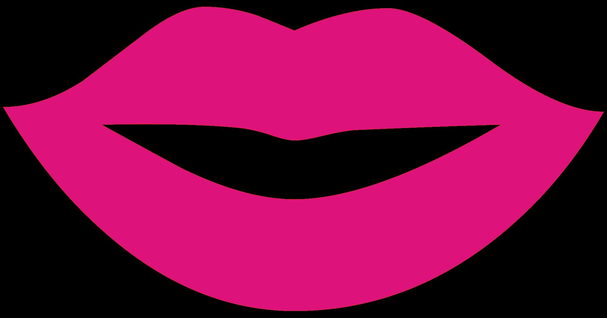 Lips vector png.
